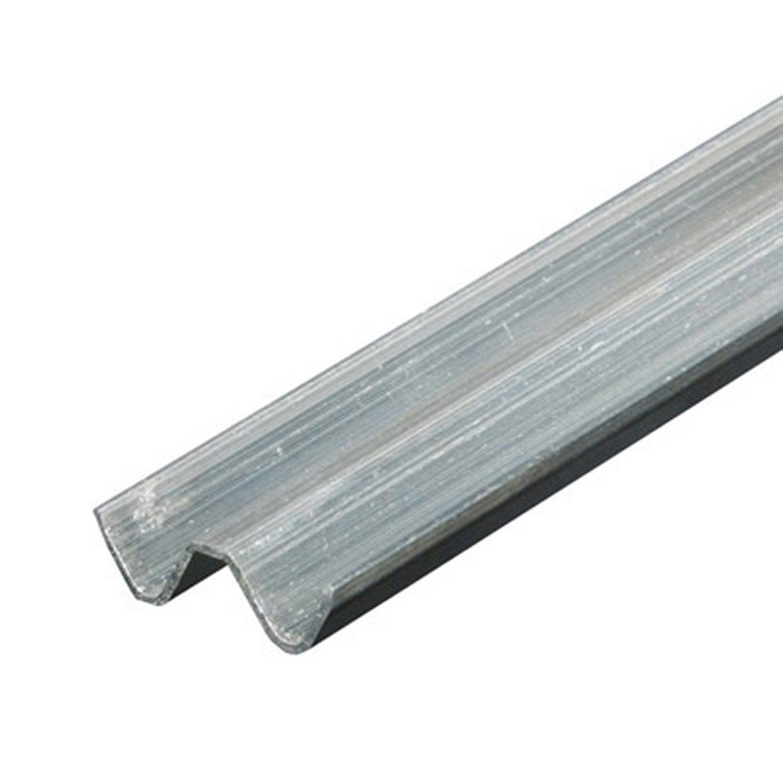 Profil pour mod lisme lisse en aluminium brut leroy merlin - Prieel aluminium leroy merlin ...