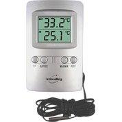 thermometre interieur exterieur sans fil ecran lcd comparer les prix et promo. Black Bedroom Furniture Sets. Home Design Ideas