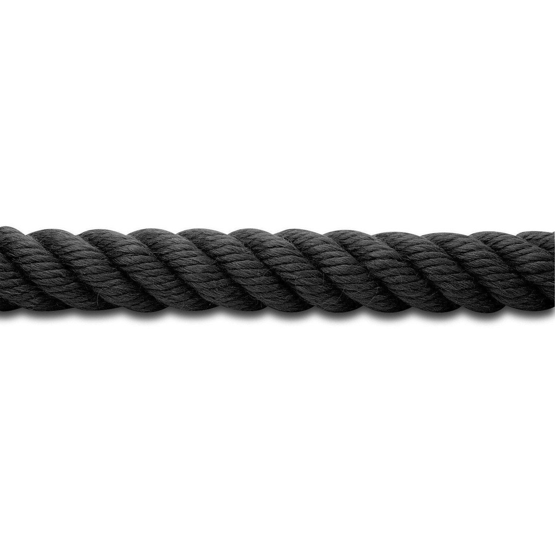 Corde de rampe et accessoires en polypropyl ne diam 32 mm leroy merlin - Leroy merlin rampe escalier ...