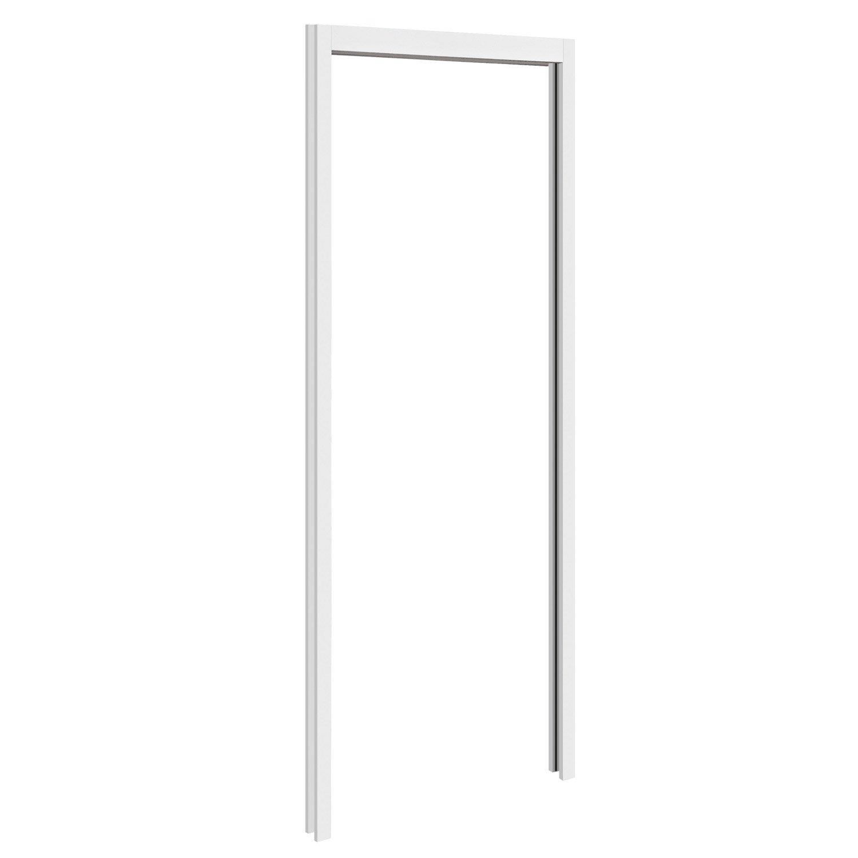 Habillage pour porte coulissante int gr e en verre artens - Habillage porte interieur leroy merlin ...