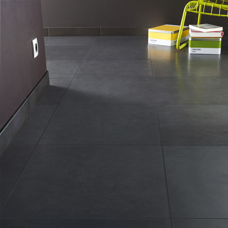 carrelage sol et mur gris gris 1 effet b ton universo. Black Bedroom Furniture Sets. Home Design Ideas