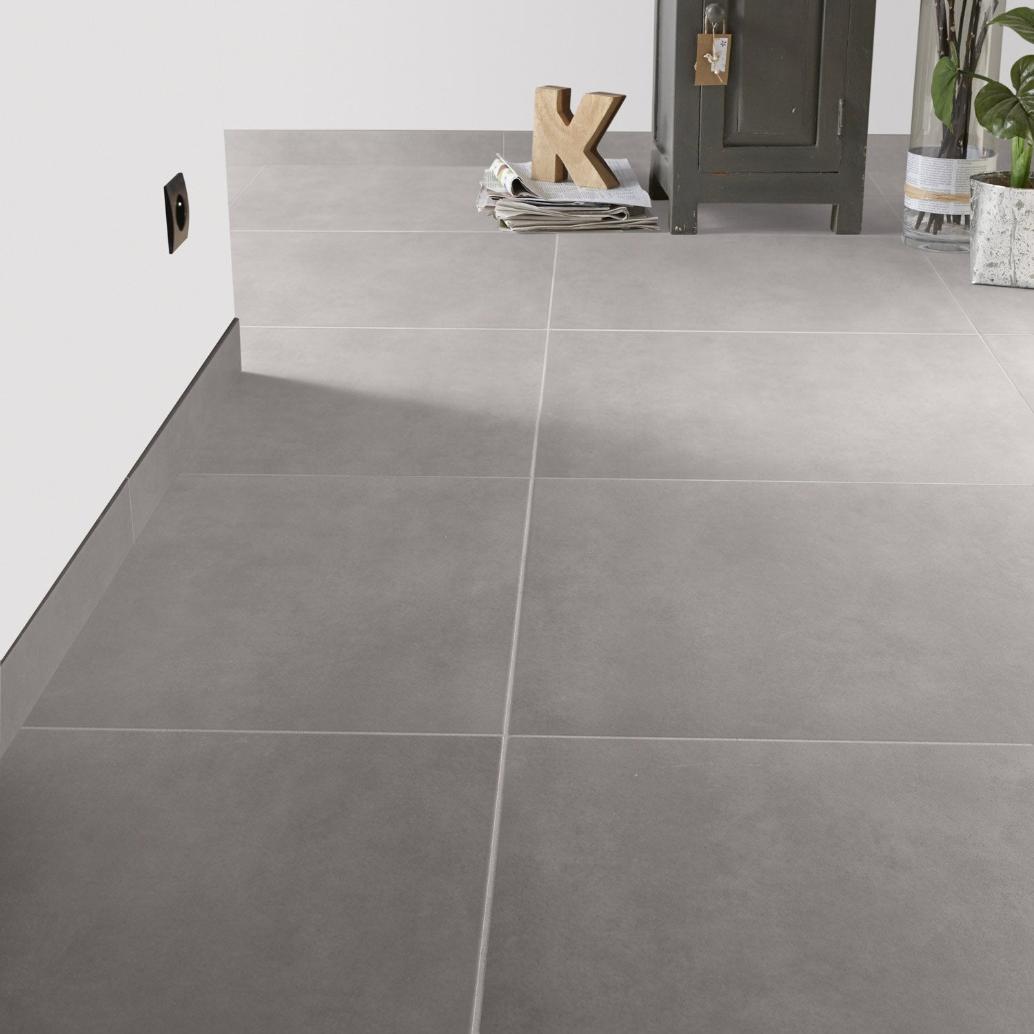 carrelage design carrelage gris 60x60 moderne design