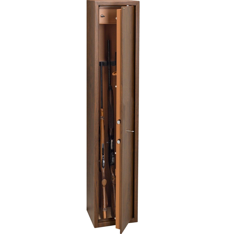 Armoire fusils cl 4 fusils technosafe tcl 4 x - Coffre fort fusil ...