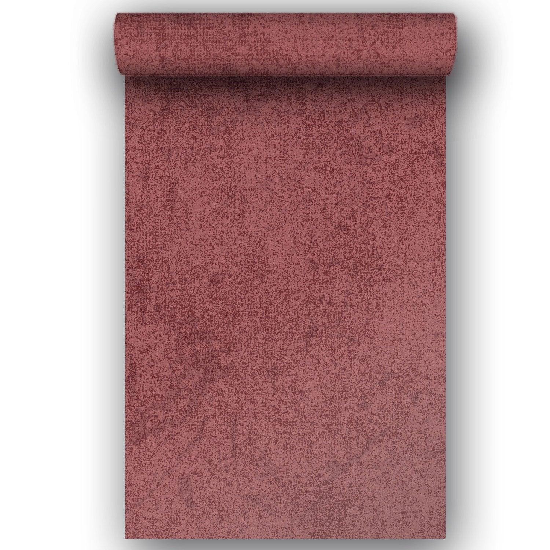 Papier peint intiss monza rouge leroy merlin - Leroy merlin papier peint intisse ...