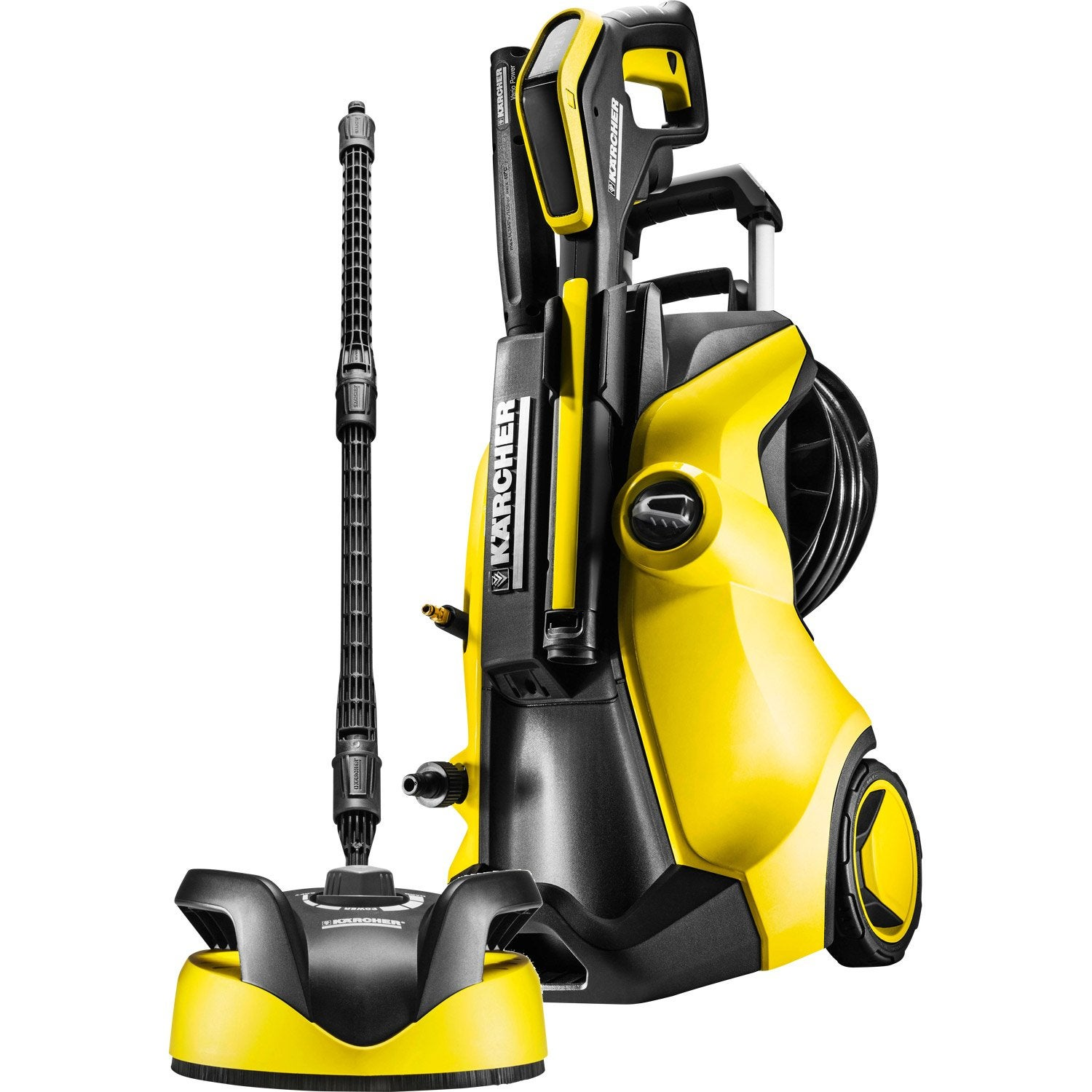 Nettoyeur haute pression karcher k5 premium full control home 2100w 145 bar - Karcher leroy merlin ...