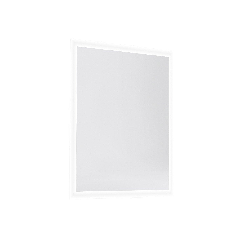 Miroir avec clairage int gr opale leroy merlin - Miroir salon leroy merlin ...