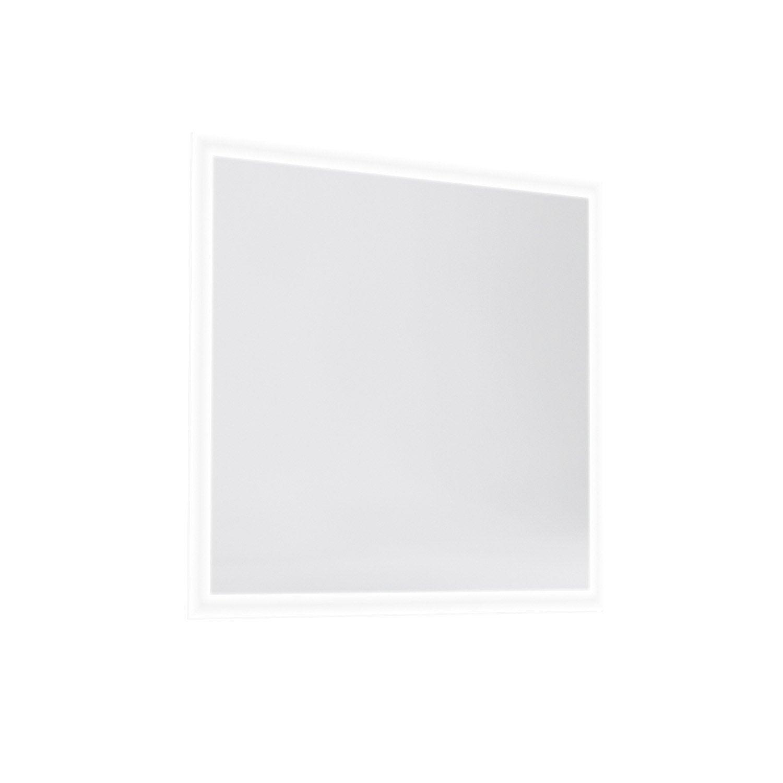 Miroir avec clairage int gr cm opale leroy merlin for Miroir 40 x 80