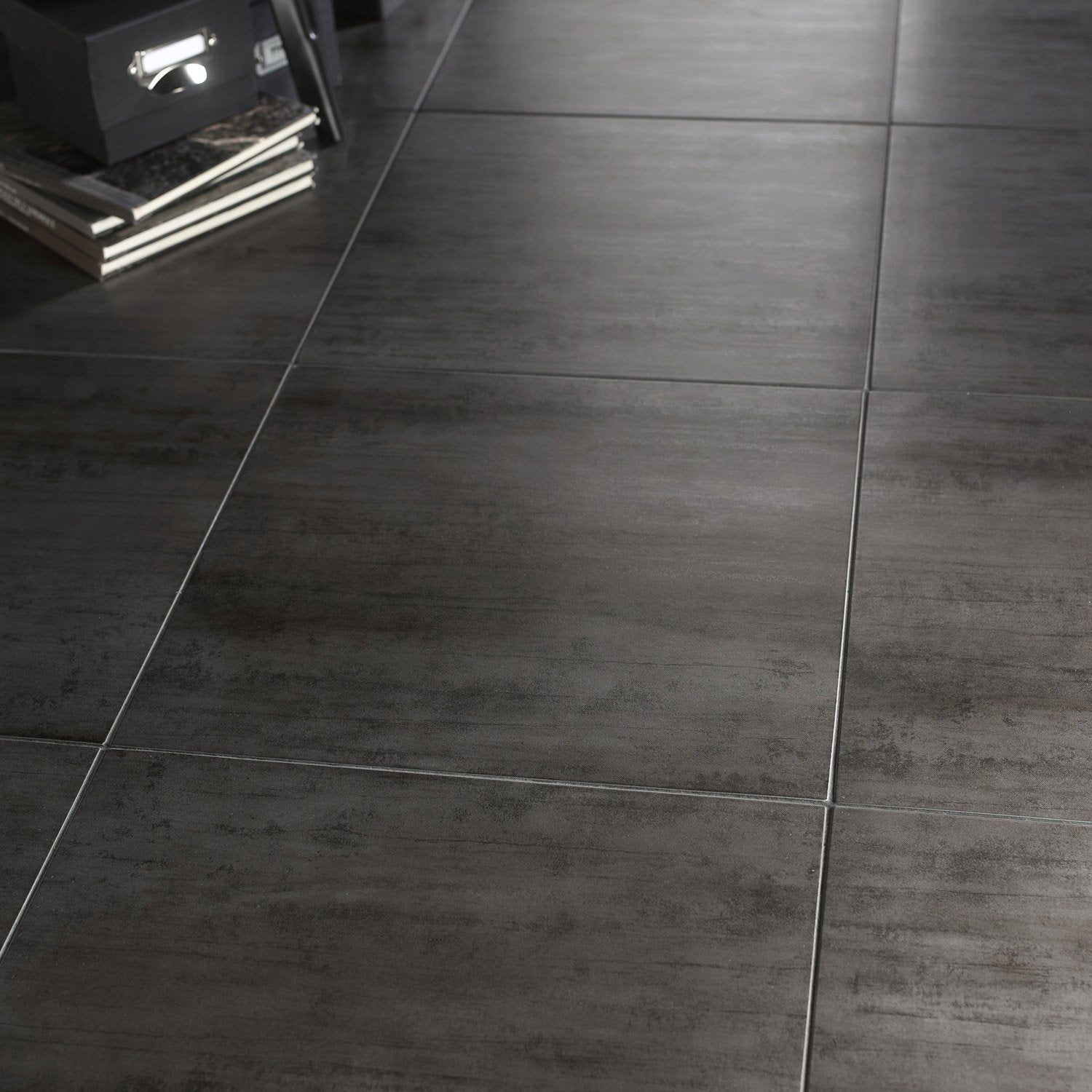 carrelage 45x45 gris anthracite On carrelage exterieur gris anthracite