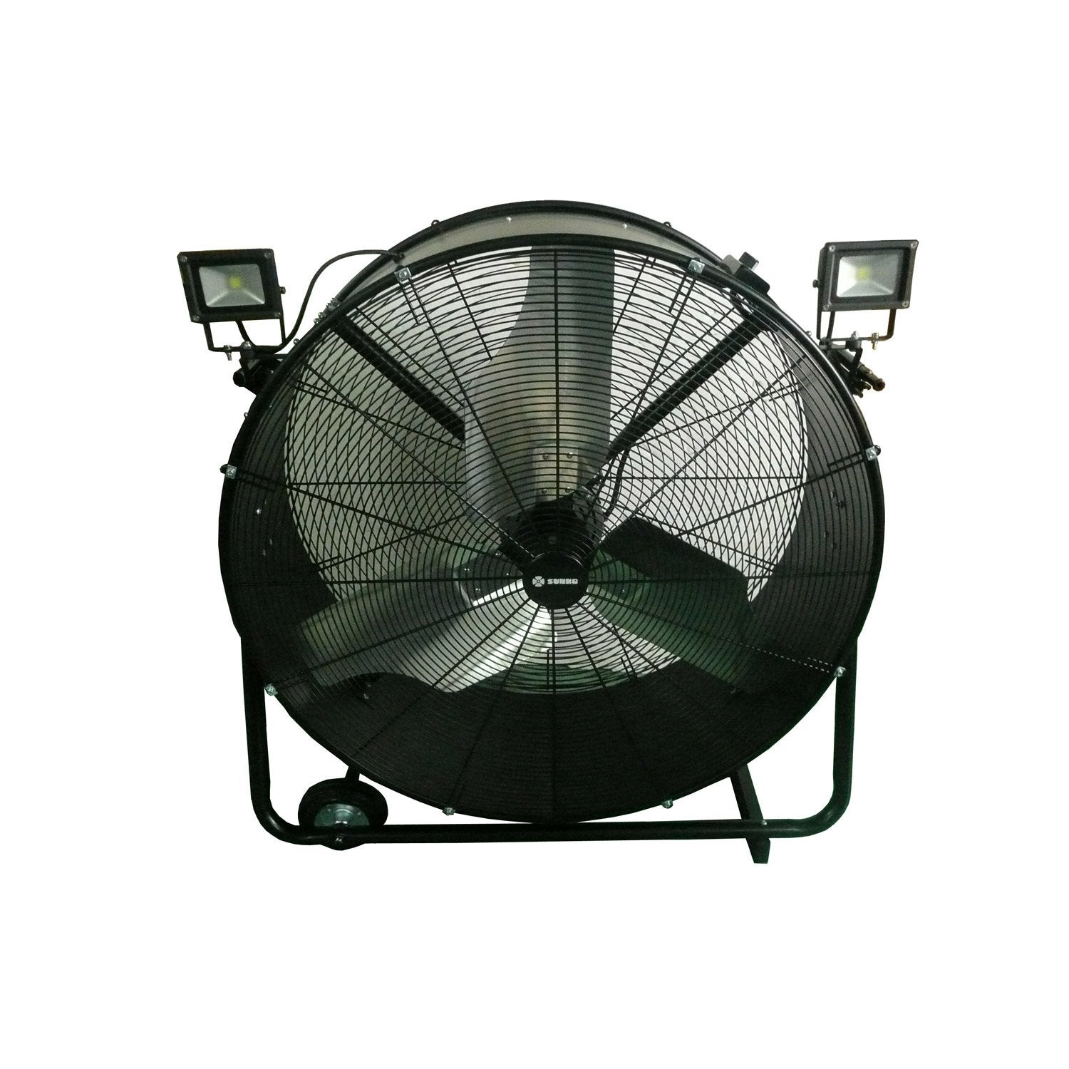 Brasseur d 39 air poser equation bombo led d 90 cm 410 w - Chambre a air brouette brico depot ...