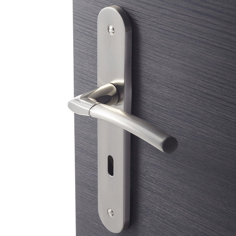 Exceptionnel Poignée de porte intérieure - Poignée chambre, wc, salle de bain  GC29
