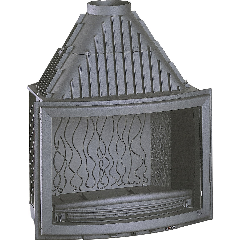 foyer bois fa ade galb e invicta 6285 44 14 kw leroy. Black Bedroom Furniture Sets. Home Design Ideas