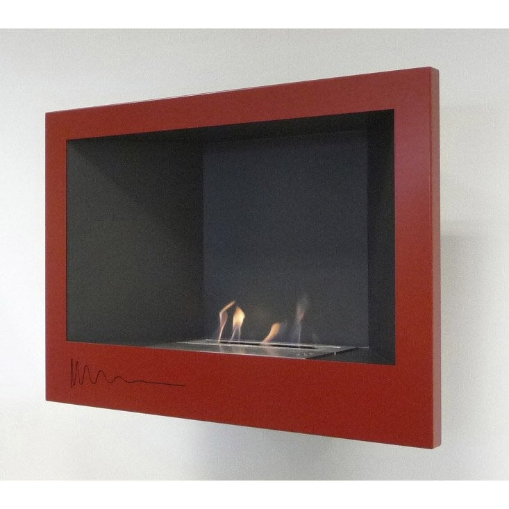 chemin e l 39 thanol jaya rouge 3 1 kw leroy merlin. Black Bedroom Furniture Sets. Home Design Ideas