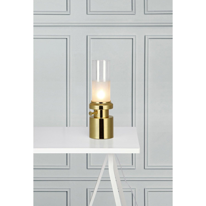 lampe g9 pir markslojd verre 28 w leroy merlin. Black Bedroom Furniture Sets. Home Design Ideas