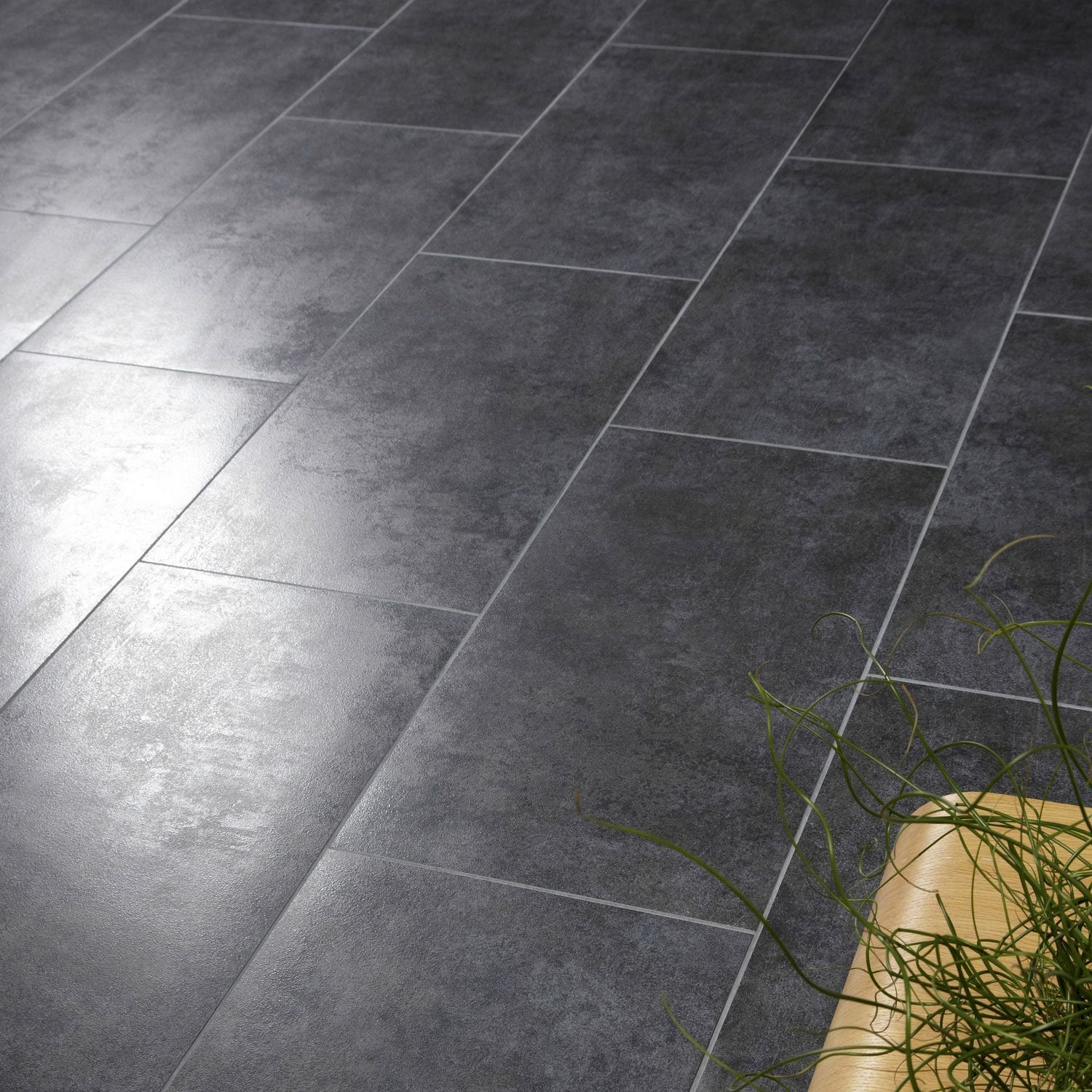 Inspirer factory le carrelage imitation m tal pictures to for Carrelage jungle