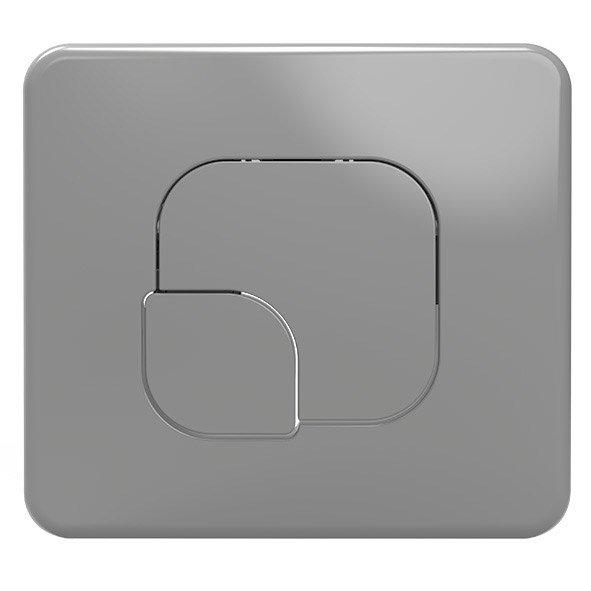 Plaque de commande pour wc suspendu remix leroy merlin - Meuble pour wc suspendu leroy merlin ...