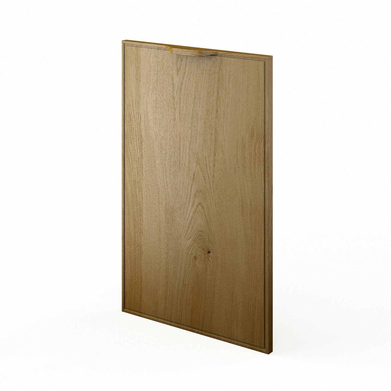 Porte de cuisine ch ne f45 origine l45 x h70 cm leroy merlin - Leroy merlin origine ...