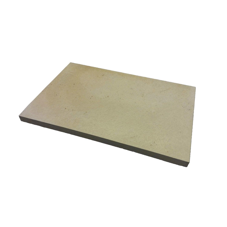Dalle distancia en b ton gris x cm x ep 35 mm leroy merlin - Dalle de beton leroy merlin ...