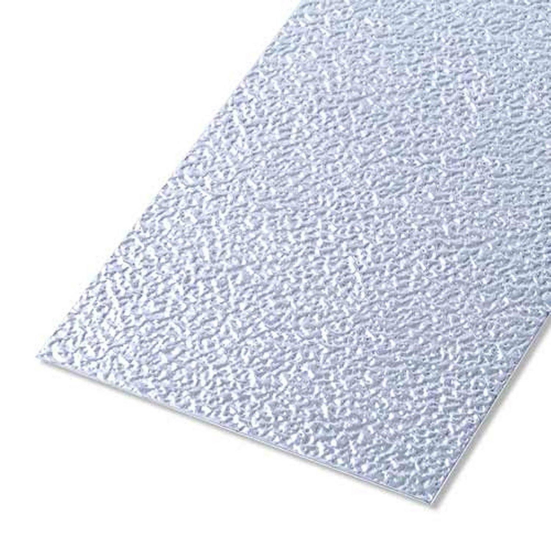 t le granit en aluminium brut long 50 cm x larg 25 cm x p 0 8 mm leroy merlin. Black Bedroom Furniture Sets. Home Design Ideas