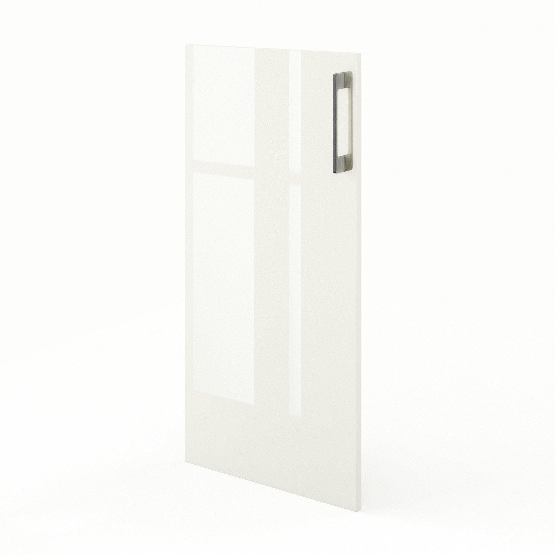 porte de cuisine beige f45 92 perle l45 x h92 cm leroy. Black Bedroom Furniture Sets. Home Design Ideas