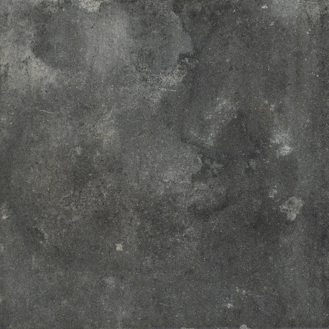 Carrelage sol et mur anthracite effet ciment arlequin x cm leroy - Salon mur gris anthracite ...