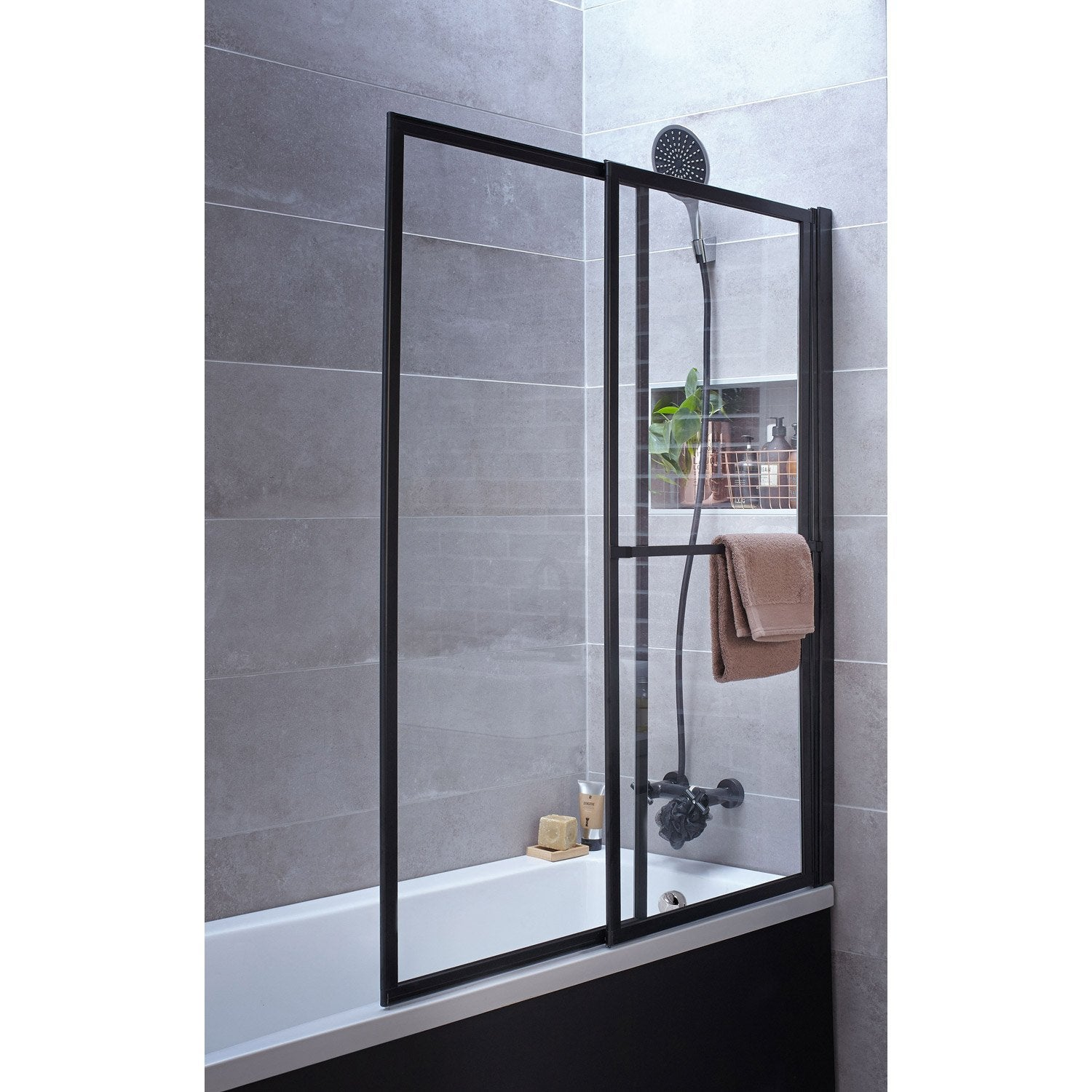 Pare baignoire ikea fashion designs - Pare douche leroy merlin ...