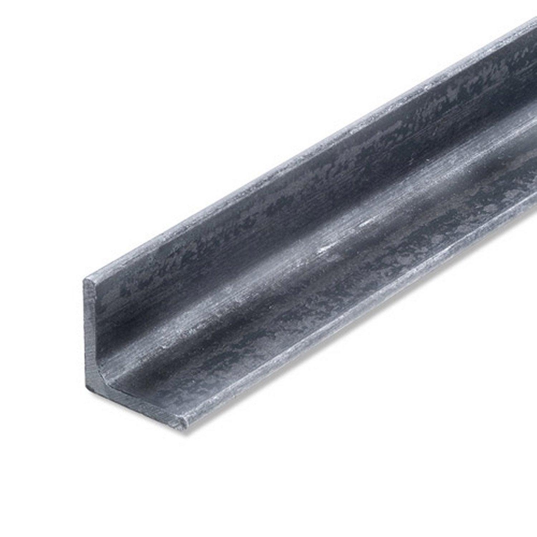 corni re gale acier brut l 2 m x l 3 cm x h 3 cm leroy merlin. Black Bedroom Furniture Sets. Home Design Ideas
