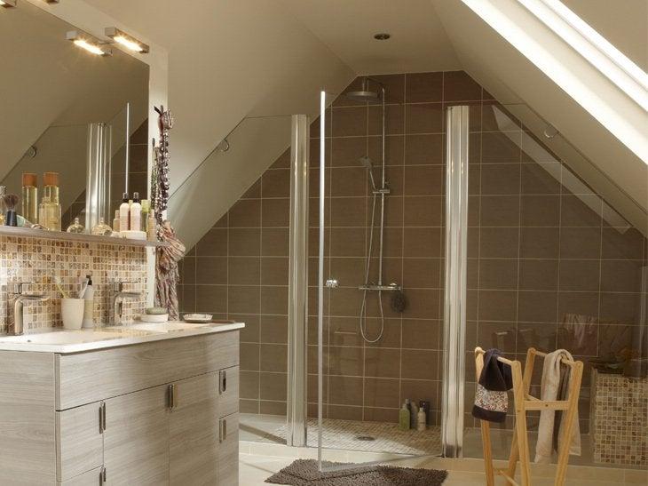 lino salle de bain leroy merlin avec des id es int ressantes pour la conception. Black Bedroom Furniture Sets. Home Design Ideas