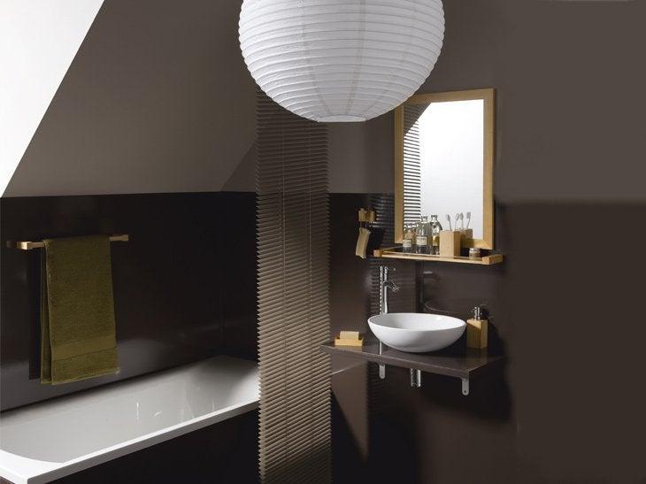 Lambris Salle De Bain Humidite : inspirer  Une salle de bains sous les toits
