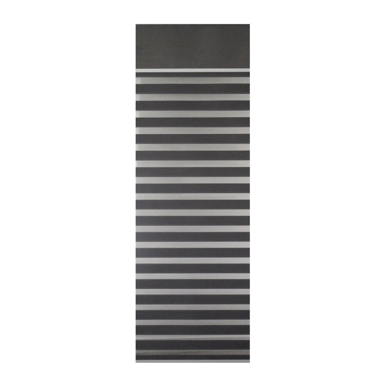 panneau japonais inspire jour nuit gris x. Black Bedroom Furniture Sets. Home Design Ideas