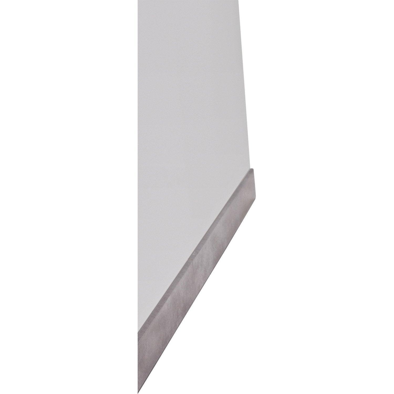 Carrelage sol et mur gris galet 3 effet b ton camden for Carrelage sol mur