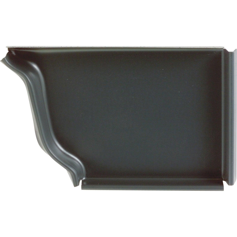 talon corniche droit aluminium ardoise scover plus d. Black Bedroom Furniture Sets. Home Design Ideas