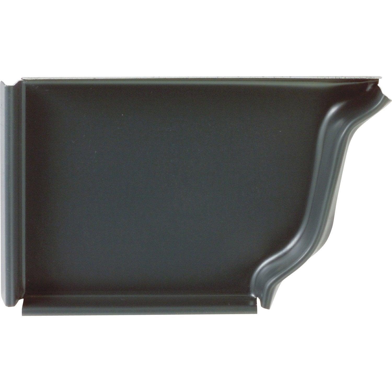 talon corniche gauche aluminium ardoise scover plus d v. Black Bedroom Furniture Sets. Home Design Ideas