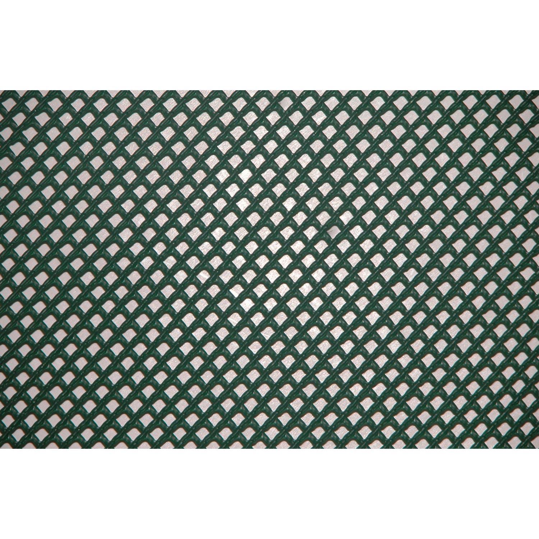 Grillage extrusion vert h 1 x l 5 m maille de h 3 x l 3 for Sol pvc rouleau 5m