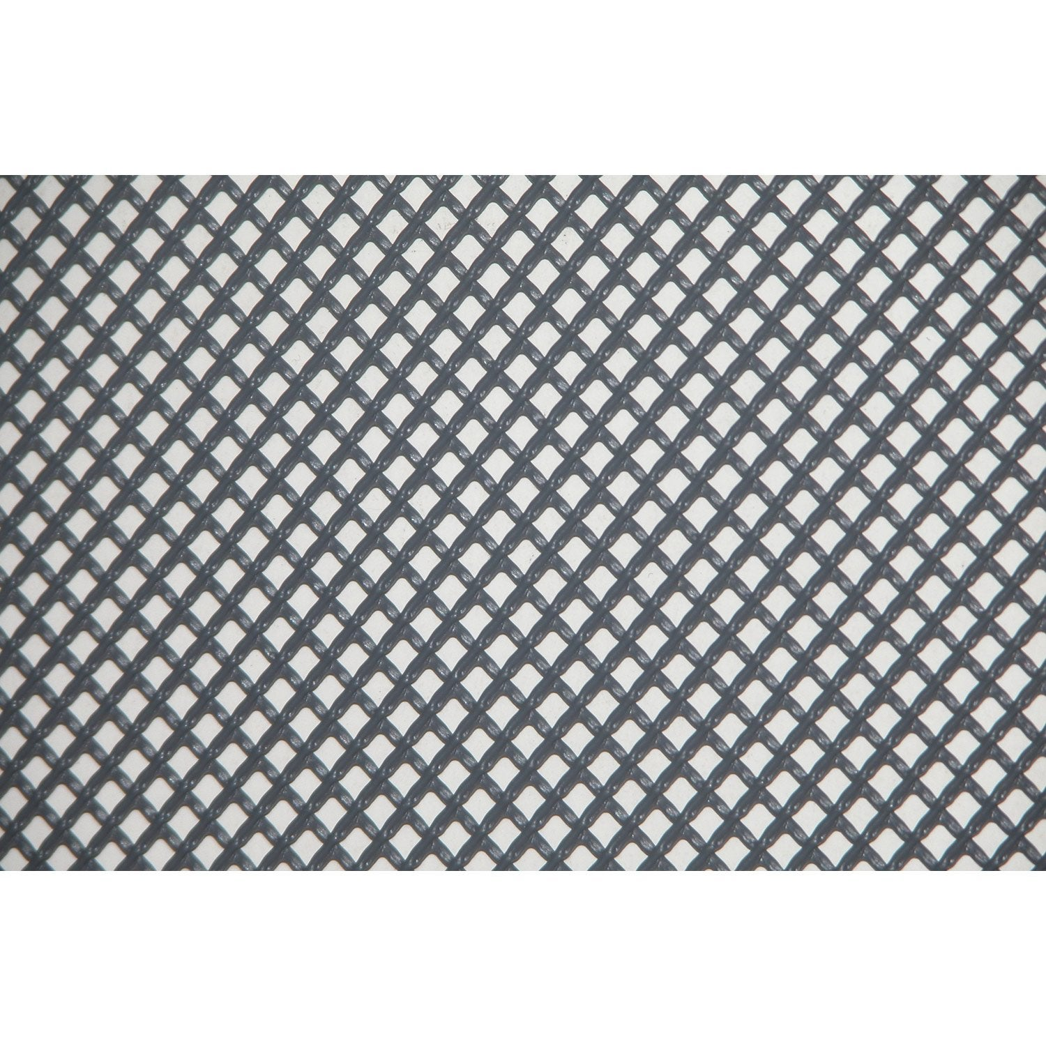 Grillage extrusion gris h 0 5 x l 5 m maille de h 3 x l 3 for Grillage jardin leroy merlin
