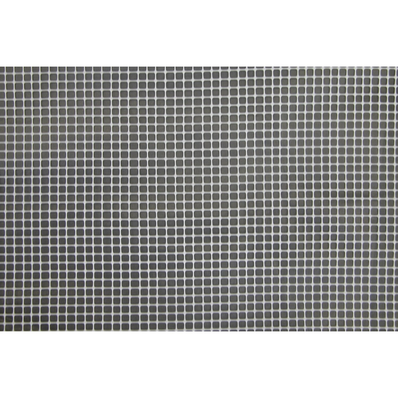 grillage extrud blanc h 1 x l 3 m maille de h 4 x l 4 5. Black Bedroom Furniture Sets. Home Design Ideas