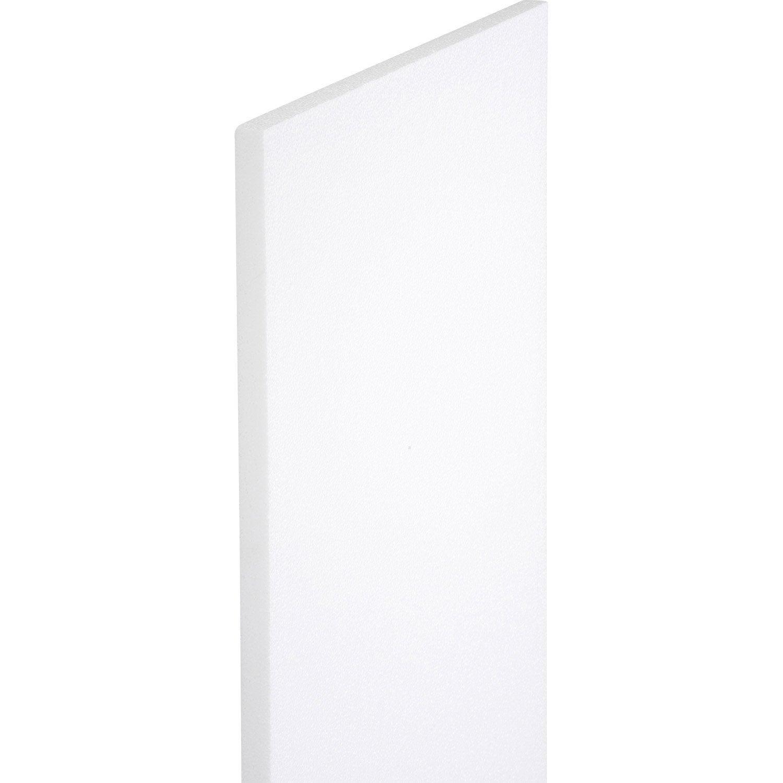 Panneau en polystyr ne expans polydec 1 2 x - Polystyrene expanse leroy merlin ...
