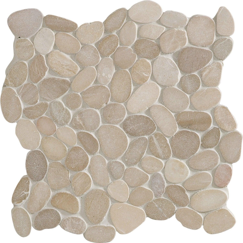 mosa que riviera artens beige leroy merlin. Black Bedroom Furniture Sets. Home Design Ideas