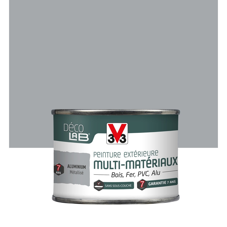 Peinture multimat riau ext rieur v33 aluminium l for Peinture revetement exterieur aluminium