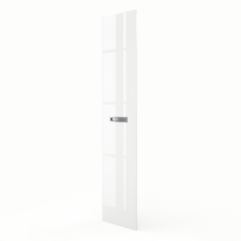 porte colonne de cuisine blanc f40 200 play l40 x h200 cm leroy merlin. Black Bedroom Furniture Sets. Home Design Ideas