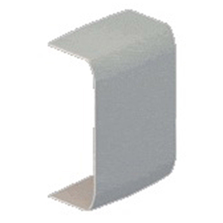 jonction blanc pour moulure h 7 6 x p 2 2 cm leroy merlin. Black Bedroom Furniture Sets. Home Design Ideas