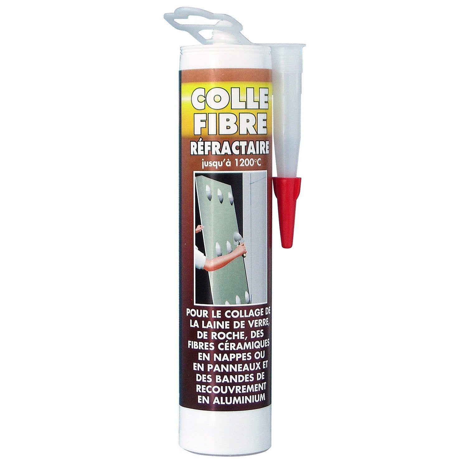 Colle r fractaire pyrofeu 310 ml leroy merlin - Ciment colle leroy merlin ...