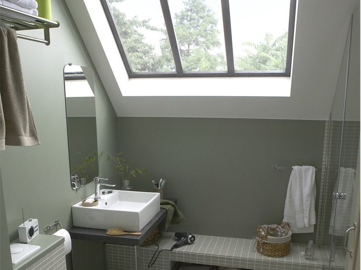 301 moved permanently - Idee amenagement salle de bain sous comble ...