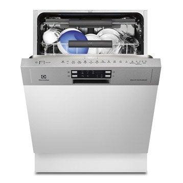 Lave vaisselle intégrable l.59.6 cm electrolux esl8330ro 15 couverts