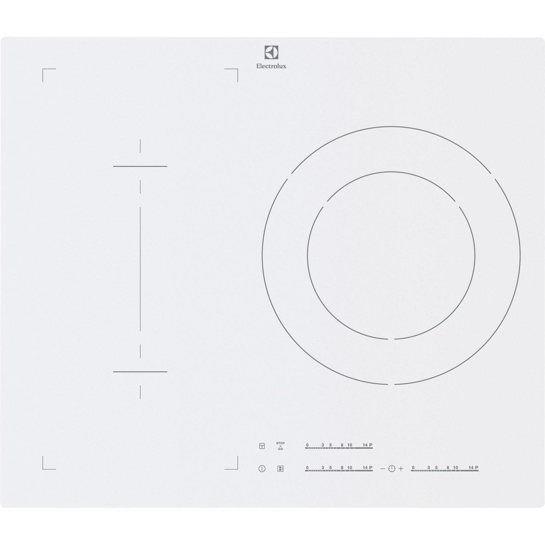 plaque induction 3 foyers blanc electrolux ehn6532iwp leroy merlin. Black Bedroom Furniture Sets. Home Design Ideas