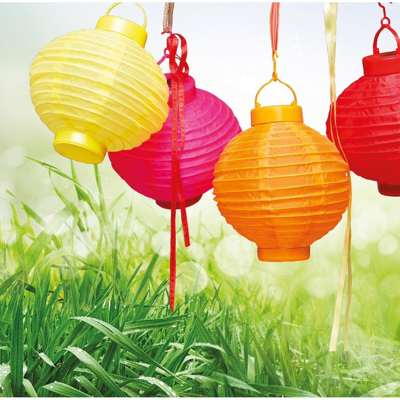 Lanterne solaire multicolore leroy merlin - Guirlande solaire leroy merlin ...