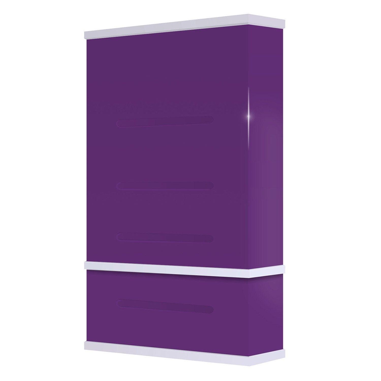 chauffe eau lectrique horizontal ou vertical waterslim wts 50 violet 50 l leroy merlin. Black Bedroom Furniture Sets. Home Design Ideas