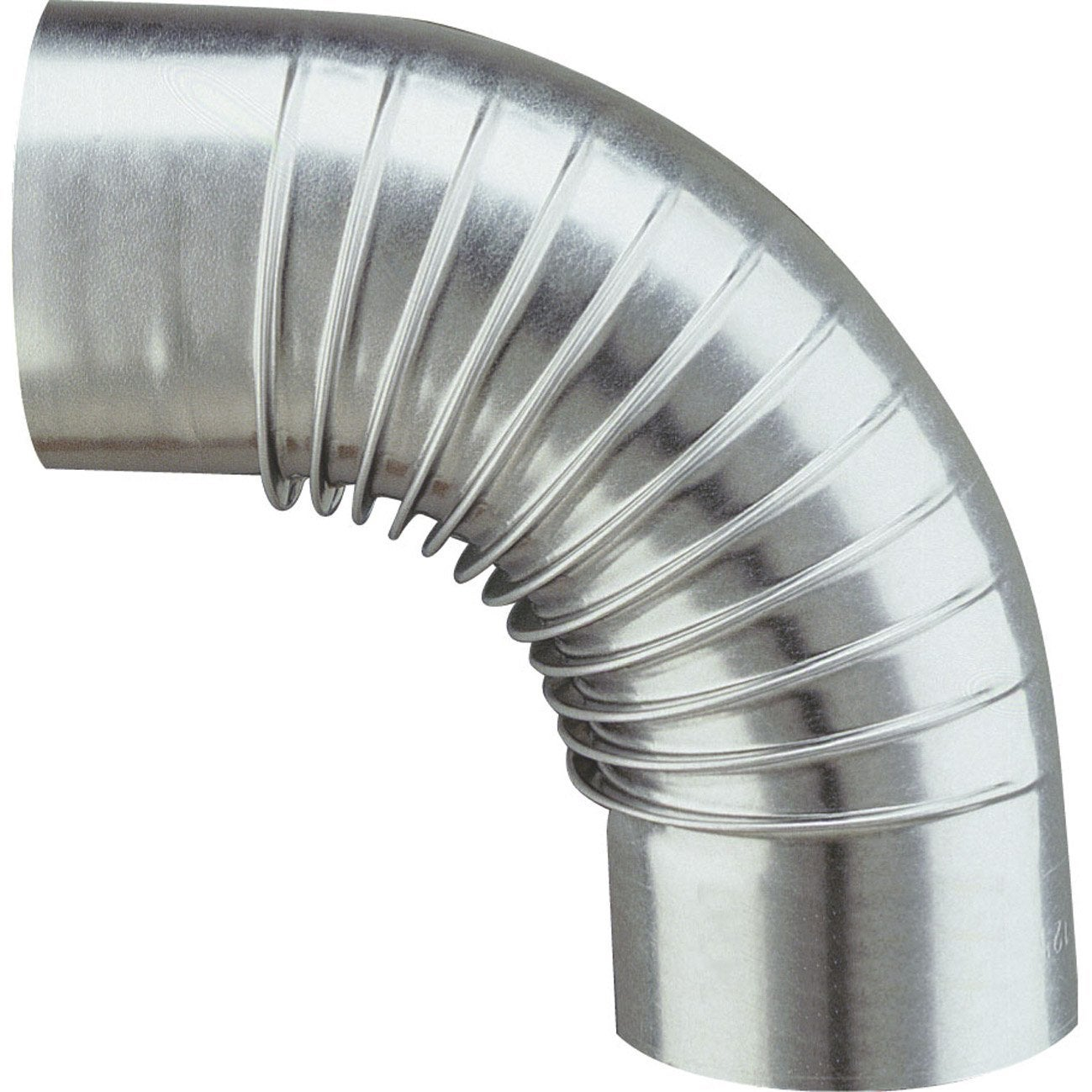 coude pliss alumini de raccordement poujoulat diam 125 mm 90 leroy merlin. Black Bedroom Furniture Sets. Home Design Ideas