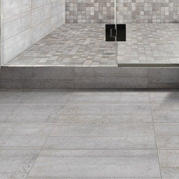 carrelage mural industry premium en gr s gris 15 x 60 cm. Black Bedroom Furniture Sets. Home Design Ideas