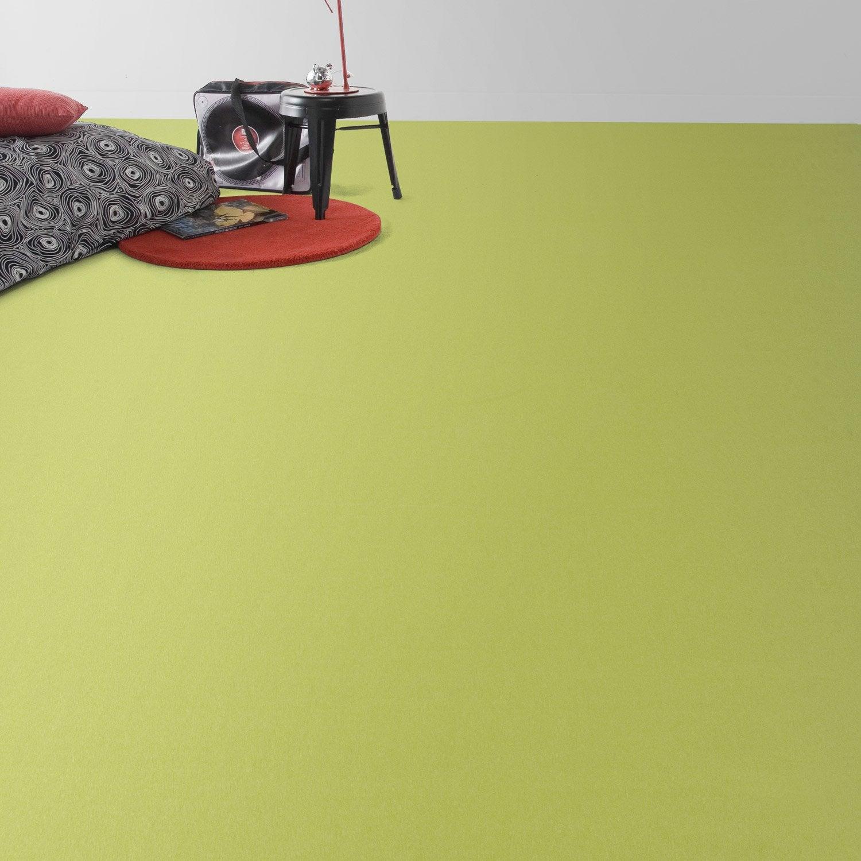 sol vinyle aero vert coupe 4 m leroy merlin. Black Bedroom Furniture Sets. Home Design Ideas