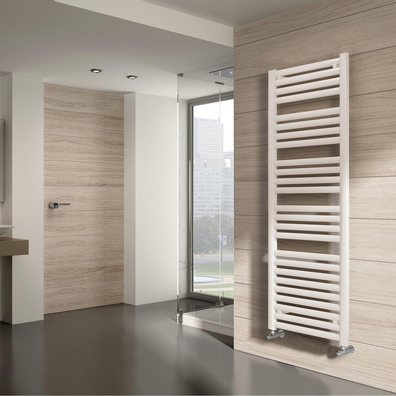 s che serviettes eau chaude acier equation concept 424w leroy merlin. Black Bedroom Furniture Sets. Home Design Ideas